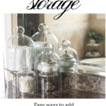 Beautiful and Functional Bathroom Storage Solutions
