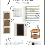 Get Organized with 7 Back-to-School Must-Haves