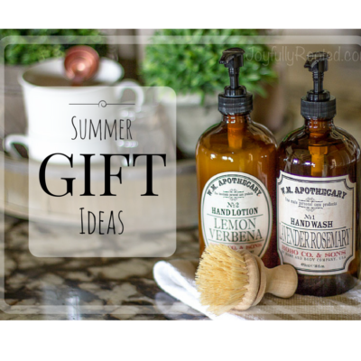 Summer Gift Ideas