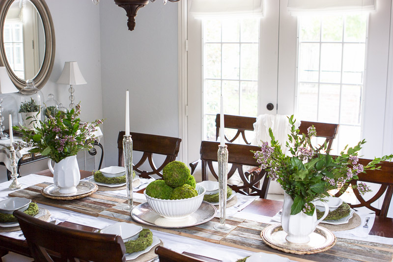 Adding Rustic Farmhouse Flair To A Traditional Home Joyfully Rooted