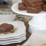 A Kitchen with Heart: Decadent Mocha Brownies